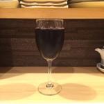 すみ焼 やじま。 - 赤ワイン
