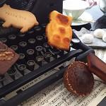 キュイソン ルカ - 料理写真:焼き菓子