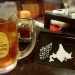 餃子小舎喜口 - ウーロンティーは305円