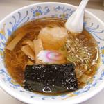 バルーン - ラーメン(煮干風味)…480円