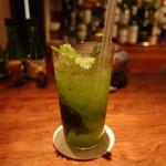 Bar Tiare - ☆パクチードリンク!(^^)!☆