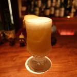 Bar Tiare - ☆ゴールデンキウイドリンク(*^。^*)☆