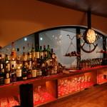 Bar Tiare - ☆カウンター席の雰囲気も素敵(*^^)v☆