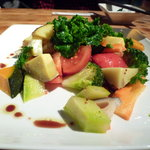 オヂィズダイニング 魚魚  - 旬菜サラダ