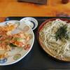 やませみ - 料理写真:かきあげ ざるそば720円也
