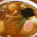 力餅 - 料理写真:力(ちから)ラーメン¥810