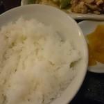 居酒屋 釧路 - ご飯