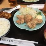 居酒屋 まる和 - 170509火 東京 まる和 Bセット690円