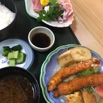 長松 - 料理写真:日替りランチ