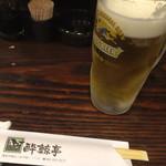 69085803 - ビールはキリン!