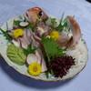 町並みと食の館 四季彩館 酔月 - 料理写真:若狭グジの姿造り