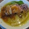 うろた - 料理写真:塩魚(しょっつる)汁そば