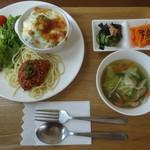カフェ ラ・カシータ - 料理写真:今週のランチ
