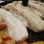 韓国料理 サムギョプサル どやじ - サムギョプサル