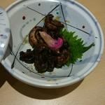 maruyahonten - 肝焼き