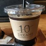 ディゾン - アイスコーヒー
