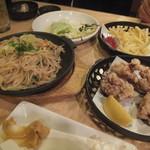 さくら水産 - 料理色々(2017.5.2)
