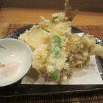 樹花 - 天ぷら