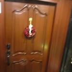 リストランテ ラ チャウ - お店ドア
