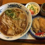 ちどりレストラン - 料理写真:ラーメン定食