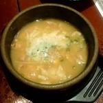 三蔵 - 特製もつ煮:324円