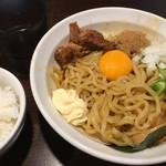 熊本油大学  - 料理写真:油そば [大]