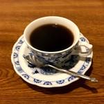 吉川亭 - コーヒー