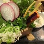 KOYOI 炭火焼と旬菜 -
