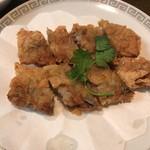 台湾料理 千 - 湯葉揚げ