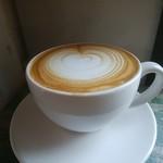 リトルナップコーヒースタンド - カプチーノ