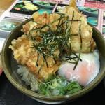 どん太郎 - 料理写真:鶏天丼