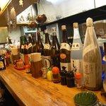 さざんか - 日本酒増えました