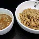 麺創房 神威 - 神威つけめん(全粒粉)