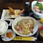 千里食堂 - 日曜日の日替りD@842