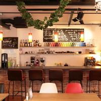 Cafe Palette - 店内
