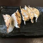 麺屋 元武 - 餃子