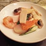 69103049 - 海鮮と野菜炒め