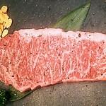 のびあに - サーロインステーキ