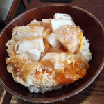 くまはら川 - 料理写真:かつ丼