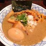 麺や 庄の - 味玉らーめん(860円)