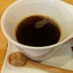 69106092 - 本日のコーヒー(この日はインディア)