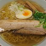 麺屋 ひょっとこ - 和風柳麺(らーめん)(670円)