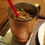 上島珈琲店 - アイスコーヒーS360円
