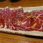 焼肉屋かねちゃん - カルビ 980円
