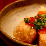 読谷物語 - ジーマミー豆腐の揚げ出し