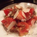 ラ バレンシアーナ - トマトサラダ