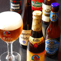 GLASS DANCE - ベルギービールをはじめ、各国のビールをご用意しております!