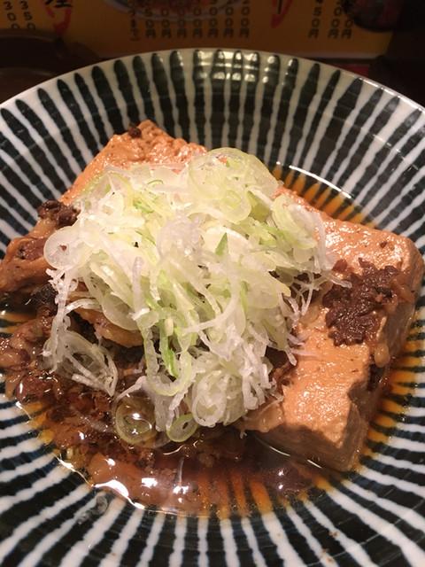 やまとや - 肉豆腐(450円)○