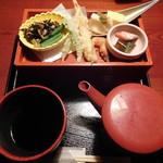 69112706 - 初夏の祝い蕎麦¥950-