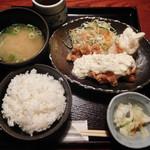 69112736 - チキン南蛮タルタル定食¥850-